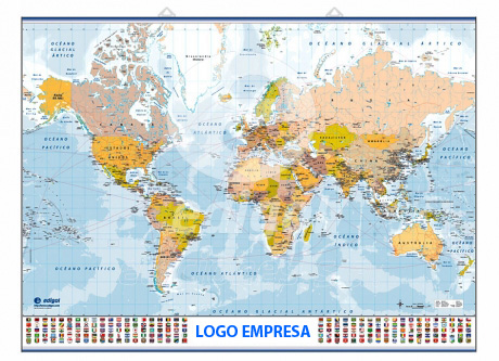 Edigol Ediciones Mapas cartografa lminas diccticas escolares